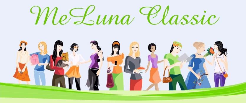 Менструальные чаши средней мягкости Meluna Classic